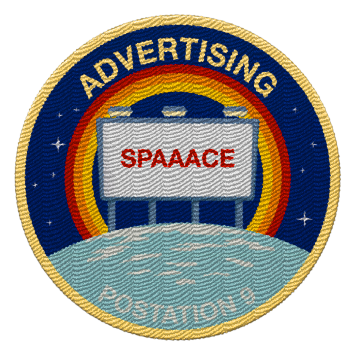 Spaaace - patch advertising