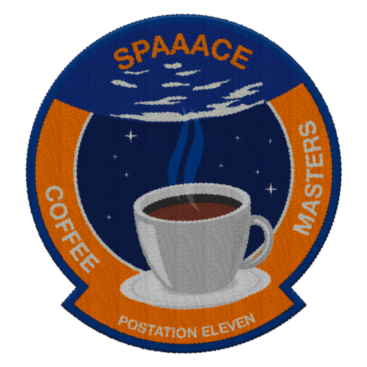 Spaaace - patch coffee
