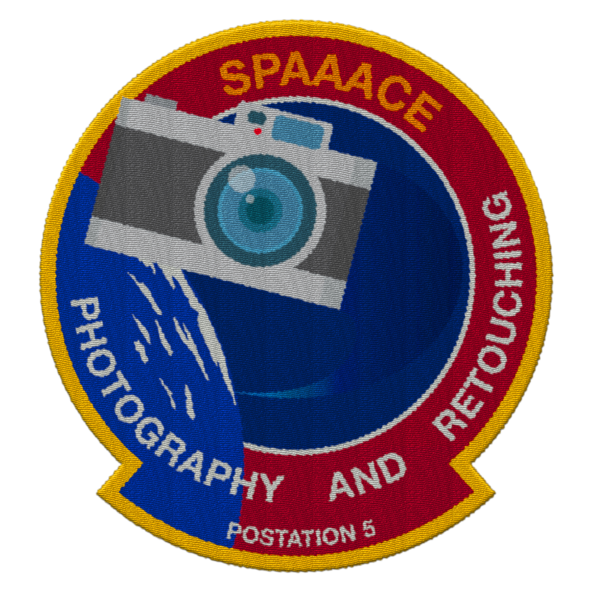 Spaaace - patch photography